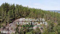 Börshults utsiktsplats, Torpön, Ydre | VISIT YDRE