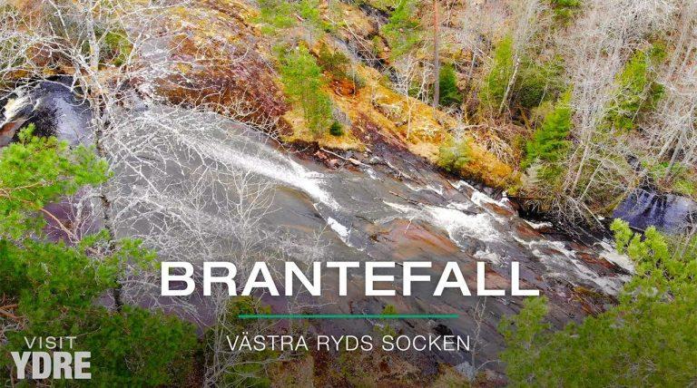 Brantefall, Östgötaleden - Västra Ryds Socken, Ydre, Östergötland