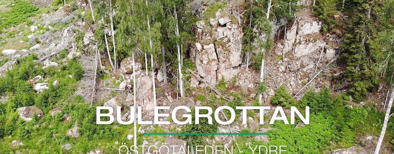Bulegrottan, Östgötaleden, Ydre | VISIT YDRE