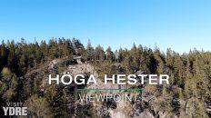 Höga Hester / Klevaberget, Ydre | VISIT YDRE