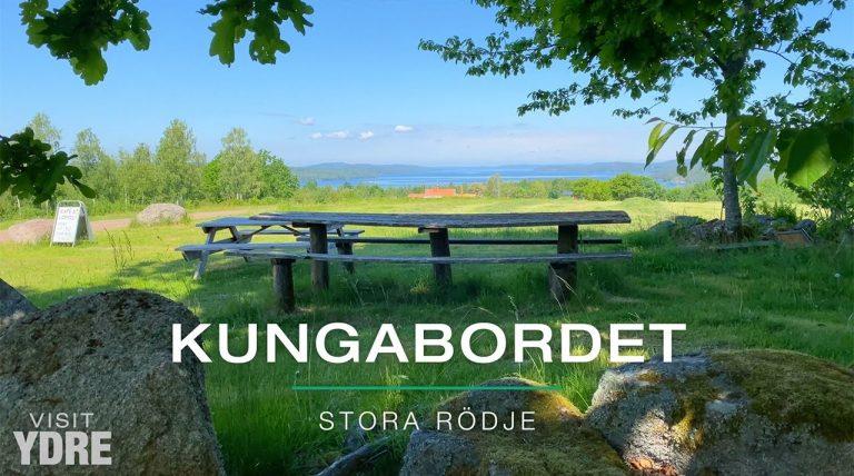 Kungabordet, Östgötaleden - Stora Rödje, Ydre