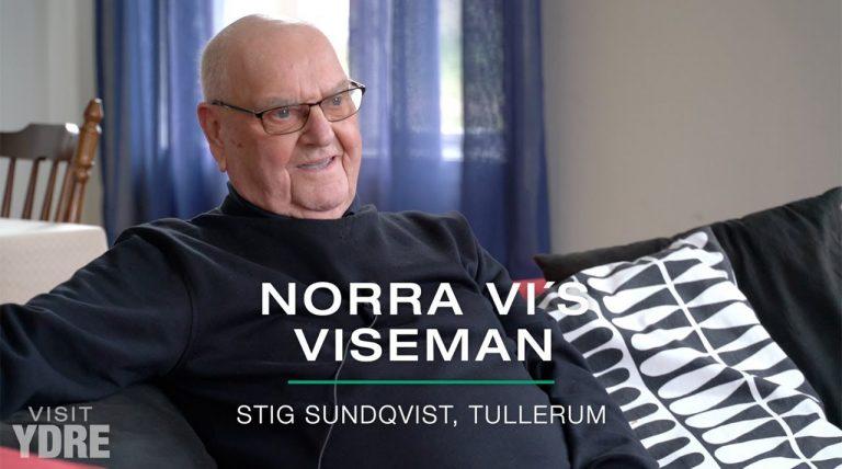 Norra Vi's viseman - Stig Sundqvist | VISIT YDRE