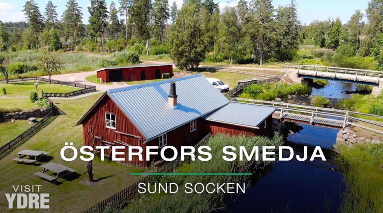 Österfors Smedja - Österbymo | VISIT YDRE