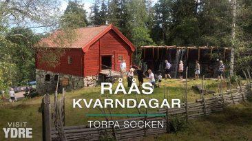 Råås Kvarndagar, Råås Kvarn, Ydre | VISIT YDRE