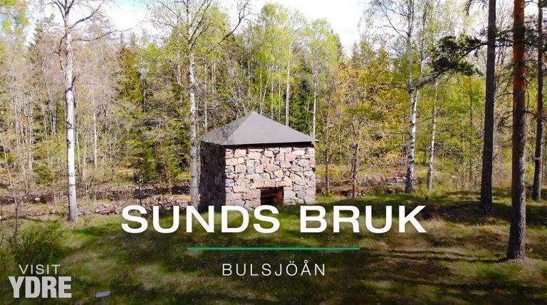 Sunds Bruk, Bulsjöån, Ydre, Östergötland