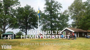 Svinhults Hembygdsfest | VISIT YDRE