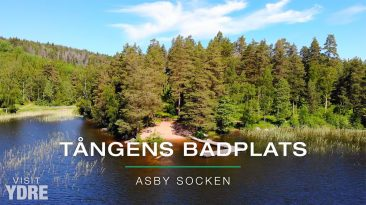 Tångens Badplats, Asby Socken - Visit Ydre