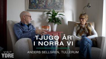 Tjugo år i Norra Vi - Anders Sellgren | VISIT YDRE