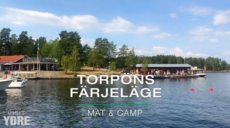 Torpöns Färjeläge Mat & Camp | VISIT YDRE