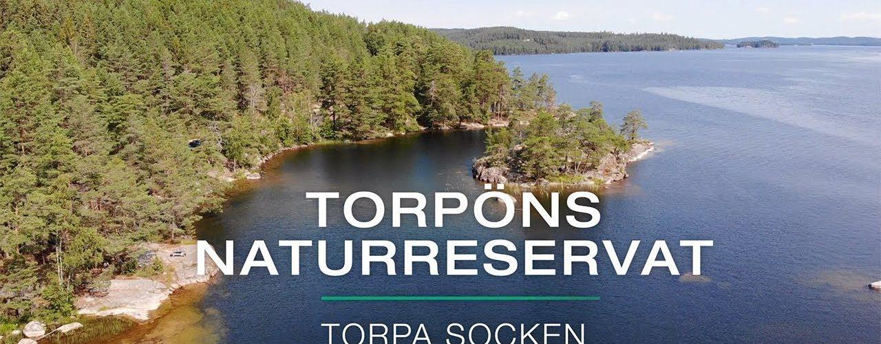 Torpöns Naturreservat, Torpön, Ydre   VISIT YDRE